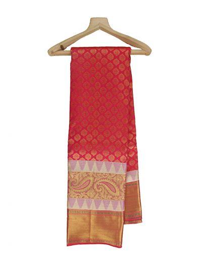 NED3229583 - Vivaha Handloom Goddess Wedding Pure Kanchipuram Silk Saree