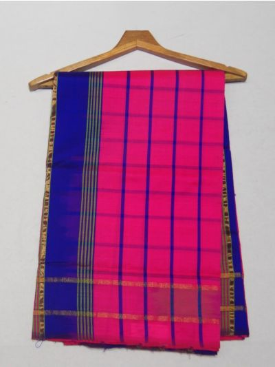 Chamelli Exclusive Fancy Poly Cotton Saree - NED3001183