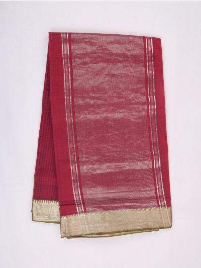 Naachas Exclusive Mangalagiri Cotton Saree - MFB3450191