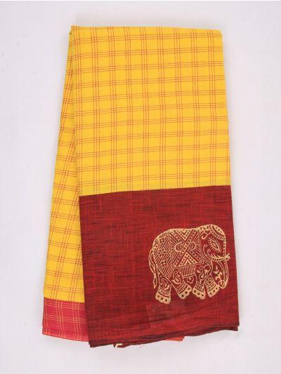 Naachas Exclusive Cotton Saree - MIA2977974