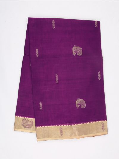 Naachas Pure Madurai Cotton Saree - MIB3137689