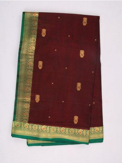 Naachas Exclusive Madurai Cotton Saree - MIB3137696