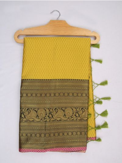 Kathana Exclusive Muslin Weaving Saree - MIB3222951