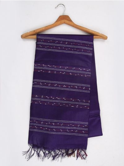 Sahithyam Dupion Tussar Silk Saree - MIC4277898