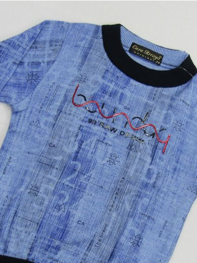 MGC0542640- Boy Blue Streak Sweatshirt