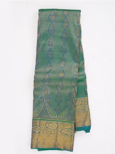 MGB8888960-Vivaha wedding Stone Work Silk Saree