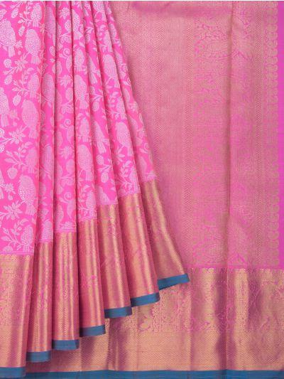 LGC9911289-Vivaha Bridal Pure Kanchipuram Silk Saree