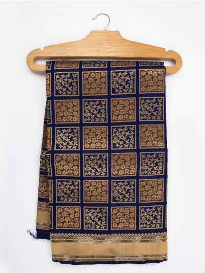 Kathana Exclusive Chinya Silk Saree-MIB3647740