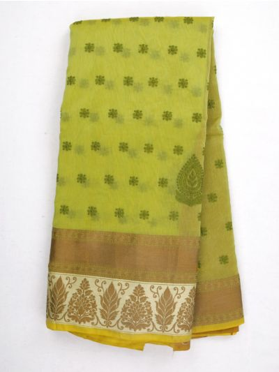 MID6351304-Fancy Netted Manipuri Cotton Saree