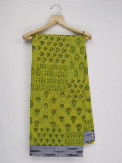 Kathana Fancy Printed Manipuri Cotton Saree - MJD8179729