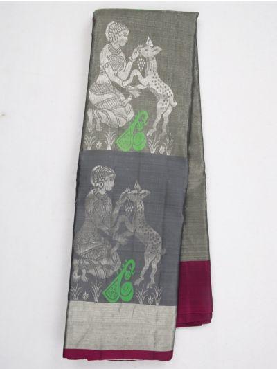 Bairavi Traditional Silk Saree - MKA8840705