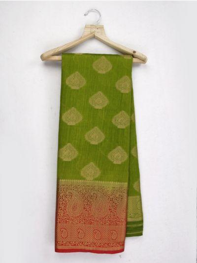 Kathana Fancy Raw Silk Saree - MIA2678713
