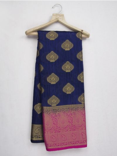 Kathana Fancy Raw Silk Saree - MIA2678717