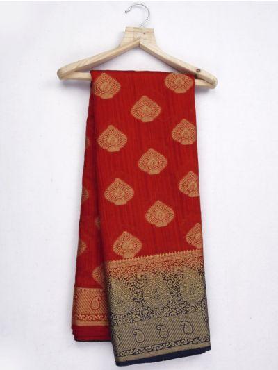 Kathana Fancy Raw Silk Saree - MIA2678718