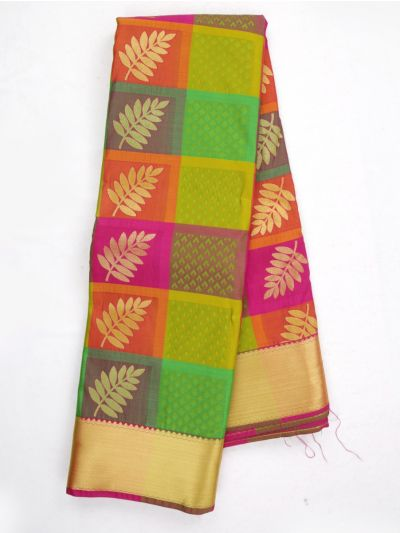 Bairavi Gift Art Silk Saree - MKC9849117