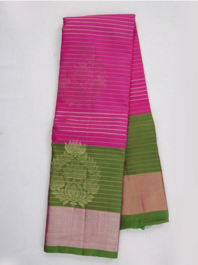Bairavi Traditional Silk Saree - MKC9740185