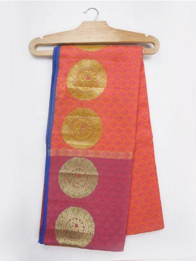 Kathana Fancy Manipuri Weaving Saree - MKA8888085