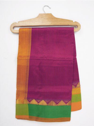 Chamelli Exclusive Arani Silk Cotton Saree - MGB8660418