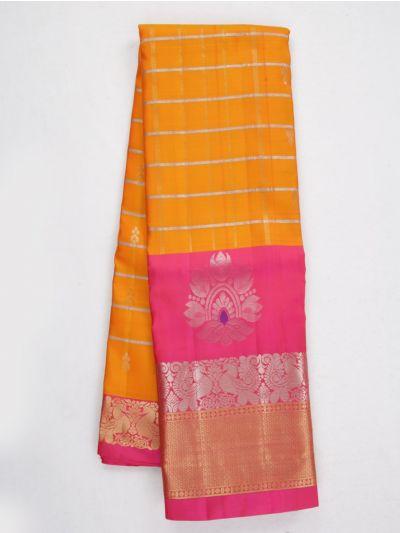 MKC9541033-Estrila Wedding Silk Saree