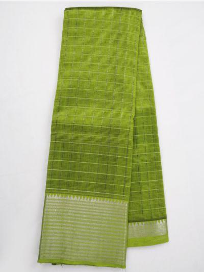 Chamelli Exclusive Mangalagiri Silk Cotton Saree - MJA6623092