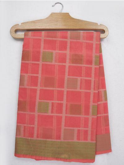 MKA8734056-Jalathi Fancy Netted Manipuri Cotton Saree