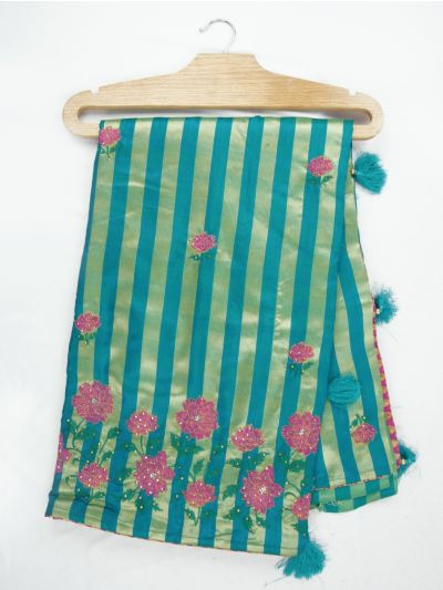 Kathana Exclusive Designer Embroidery Saree - MJC7563596