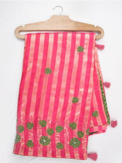 Kathana Exclusive Designer Embroidery Saree - MJC7563606