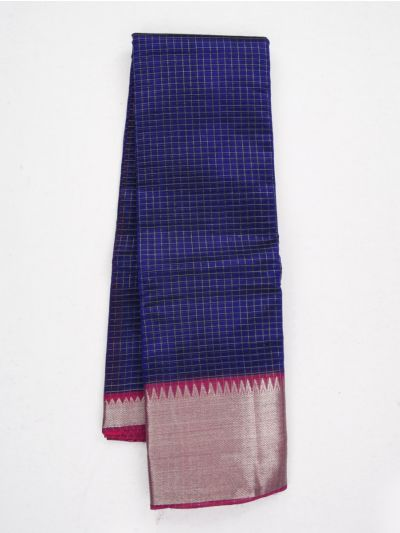 MKC9663388-Chamelli Mangalagiri Silk Cotton Saree