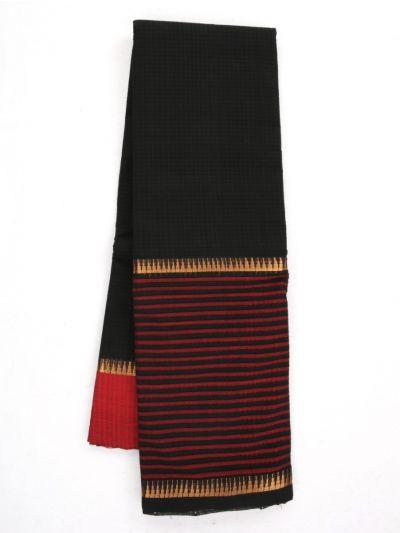 MKC9663396-Chamelli Mangalagiri Silk Cotton Saree