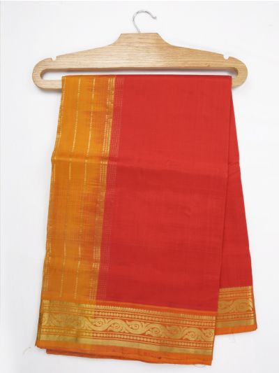 Chamelli Exclusive Arani Silk Cotton Saree - MID6237838