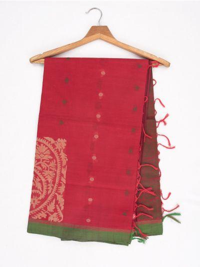 LKC3665327-Chamelli Exculise Cotton Saree