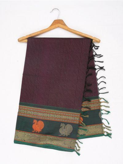 MGB8889037 - Chamelli Exclusive Kovai Cotton Saree