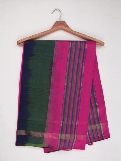 MFB3818293 - Chamelli Cotton Saree