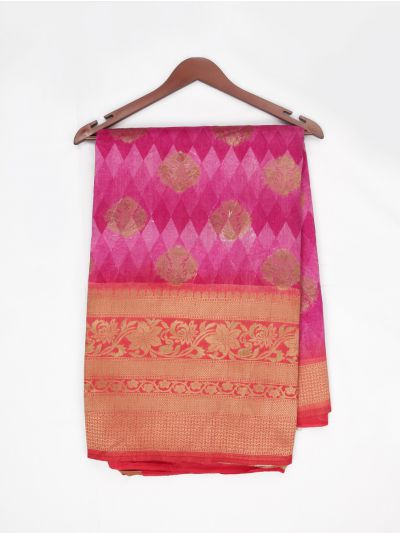 MFB4325691 - Raw Silk weaving Saree