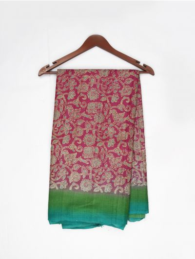 MFB5399835 - Pure Tussar Silk Saree