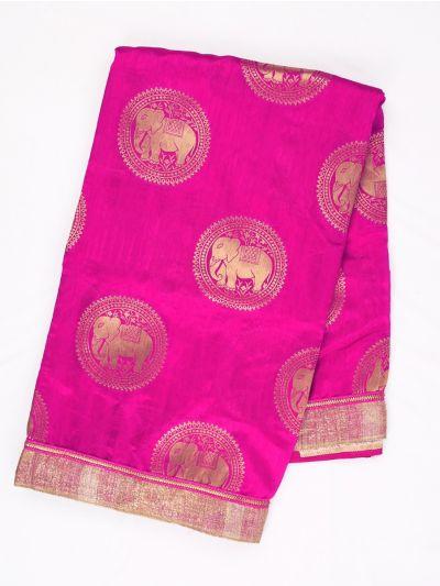 MFB5485824 - Kyathi Raw Silk Weaving saree