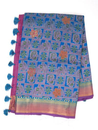 MGB9149015-Banarasi Soft Silk Weaving Saree