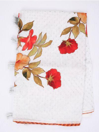 MDE4031384 - Kayathi Exclusive Raw Silk Saree