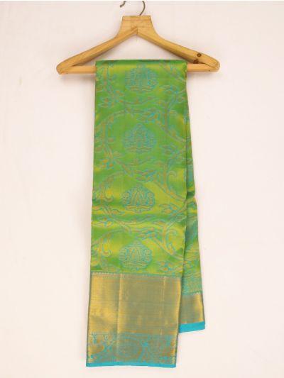 Vivaha Goddess Pure Kanchipuram Silk Saree-NFB4401795