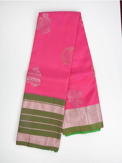 Vipanji Pure Soft Silk Saree - NDC1338976