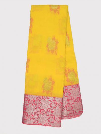 MHA1114125 - Vipanji Traditional Silk Saree