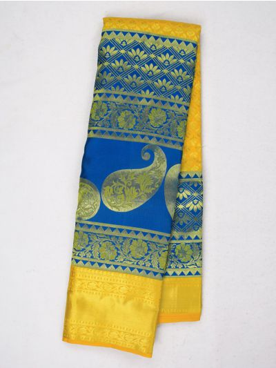 MGD0930090-Vivaha Wedding Kanchipuram Silk Saree