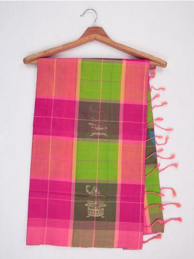 MHD2447619 - Vipanji Soft Silk Saree