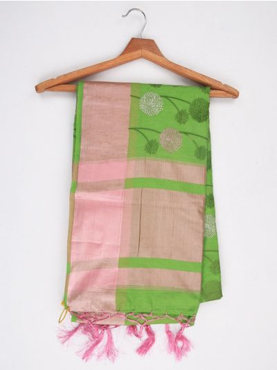 MID5270120-Kathana Fancy Semi Jute Saree