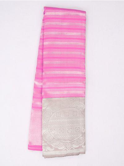 LLD6668818-Vivaha Pure Kanchipuram Silk Saree