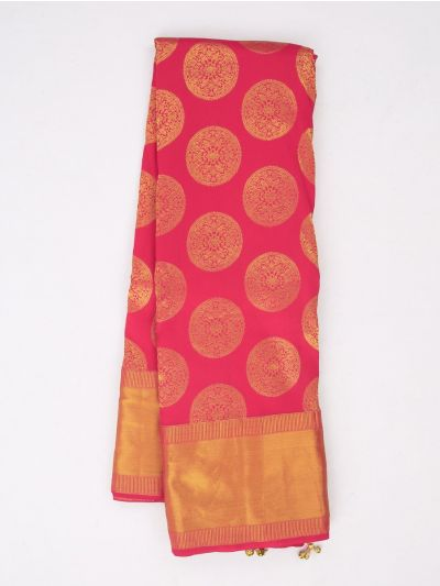MFA0276680-Vivaha Weddiing  Silk Saree with Stonework Blouse