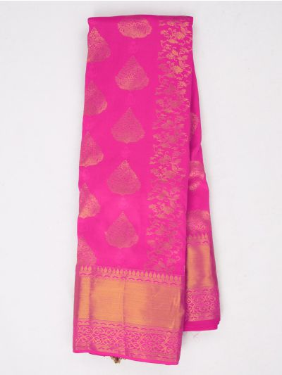 MFA0276696-Vivaha Weddiing  Silk Saree with Stonework Blouse