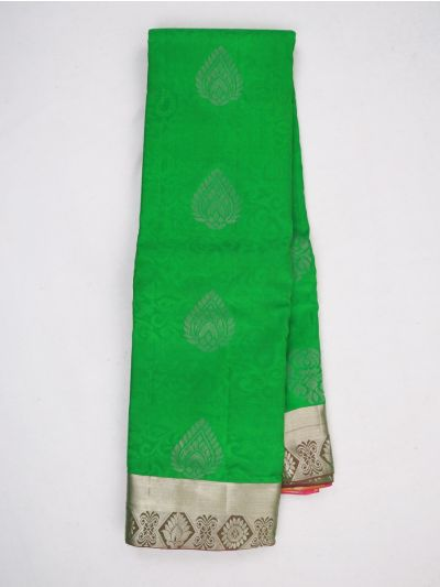 MID5570246-Vipanji Traditional Half and Half Design Silk Saree