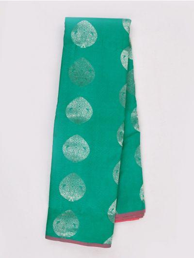 MID5570258-Vipanji Traditional Half and Half Design Silk Saree