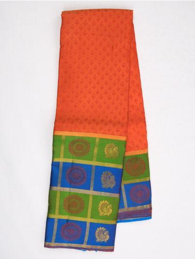 MHA1189076-Bairavi Traditional Silk Saree